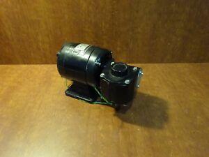 Bodine gearmotor NSI-34RH 115V 1/15HP 43RPM