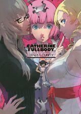 Artbook Catherine: Full Body Official Visual & Scenario Collection Venus Trinity