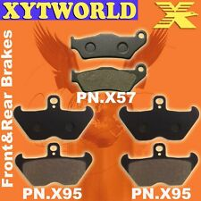 FRONT REAR Brake Pads BMW R 1200 Independence 2000 2001 2002