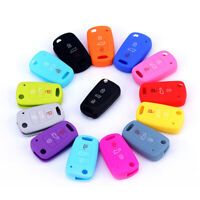 Silicone Remote Car Key Flip Cover Case Protector Bag for Hyundai I30 I35 Lovely
