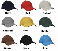 Customize Your Black Baseball Cap Embroidered Quality Hat