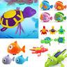 Tortue poisson requin hippopotame chaîne horlogère jouets enfant de bain jouet