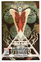 Dark Tower Drawing of The Three Lady of Shadows #1 (Marvel, 2015) NM