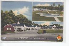 2 Views White House Motor Lodge  Richmond VA