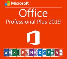 Microsoft Office 2019 Professional Plus instant Delivery MS Office 2019 Pro Plus