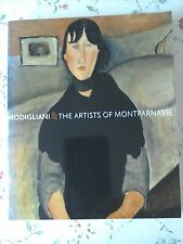 Modigliani and the Artists of Montparnasse by Kenneth Wayne (Paperback)