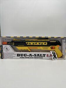 Bug-A-Salt 2.5 Salt Gun Fly Bug Pest BRAND NEW IN BOX
