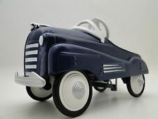 Pedal Car Pontiac Vintage Metal Collector >>>READ FULL DESCRIPTION PAGE