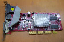 Tarjeta Grafica AGP Club3D R92LE Radeon 9200SE 128MB VGA DVI TV out CGA-9258ATVD