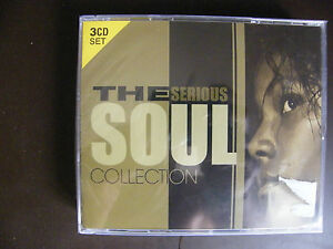 3 CD SET THE SERIOUS SOUL COLLECTION   Play 3-006 (2008)  Neuf Sous blister