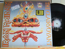 Iron Maiden - The Clairvoyant - 1990 EEC Emi 198 794004 1  DLP m- / 45er rpm