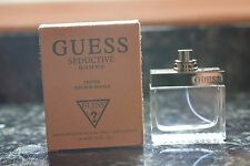 Guess Seductive Men's Cologne 1.6 / 1.7 oz / 50 ml Eau De Toilette Spray TST
