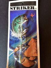 New listing Striker fishing pole eye guides ( 1 set of 5 eyes )