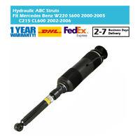 Rear Right Hydraulic Shock ABC Strut Fit Benz S-Class W220 S600 C215 CL600 00-05