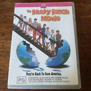The Brady Bunch Movie DVD R4 Like New! FREE POST