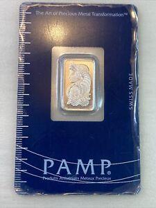 PAMP Suisse Lady Fortuna 5 Grams Platinum Bar In Assay