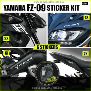 Custom Yamaha FZ-09 sticker decals package [KIT01]