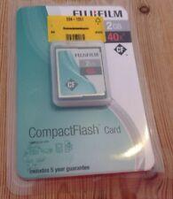 FUJIFILM Compact Flash Camera Memory Card 40x Speed 2GB NEW