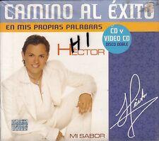 Hector Camino Al Exito En Mis Propias Palabras CD+DVD New Sealed