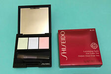 Shiseido Luminizing Satin Trio Eye Color/Eye Shadow .1oz/3g - BL215 Static NEW!