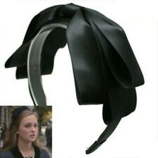 GOSSIP GIRL BLAIR HEADBAND RIBBON SATIN HAIRBAND satin ribbon bow HB757