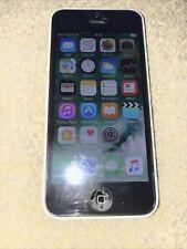 Apple iPhone 5c - 32GB - White (O2) A1507 (GSM)