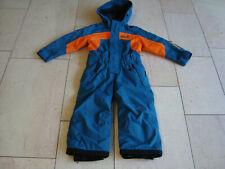 JACK WOLFSKIN SCHNEEANZUG Ski Overall Gr.128 Funktion Junge