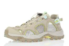 Womens SALOMON beige fabric trail shoes sz. 5.5 NEW! $130