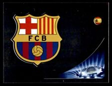 Panini Champions League 2012-2013 FC Barcelona Badge No. 444