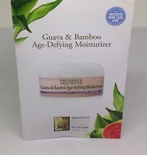 12 NEW EMINENCE GUAVA & BAMBOO AGE-DEFYING MOISTURIZER PACKS 3ml ORGANC SKINCARE