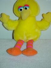 """Playskool Big Bird From Sesame Street Stuff Animal 10"""" Tall"""