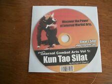 Kun Tao Silat Dvd Sigung Clear