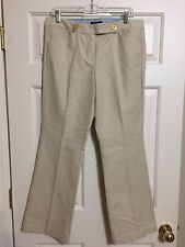 Ladies, Tommy Hilfiger, Size 10, khaki dress pants