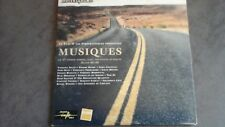 CD INROCKUPTIBLES - MUSIQUES HIVER 98/99 - CD 17 titres - WORLD JAZZ etc .. TBE