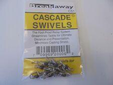 Breakaway cascade swivels x10