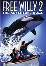 Free Willy 2: The Adventure Home DVD 883929555932