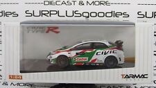 Tarmac Works 1:64 Scale Hobby64 WTCC Livery 2016 HONDA CIVIC Type R FK2 Castrol