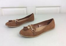 PRIMARK Loafers Shoes Faux Suede Women's 7