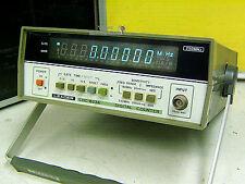 Leader LDC-823A, professioneller 250 MHz Frequenzzähler