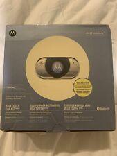 New listing Motorola Hf-850 Bluetooth Hands Free Car Kit (Never Used)