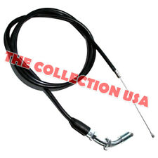 42 INCH HOOK THROTTLE CABLE FOR CHINESE CHOPPER, MINI HARLEY ( 43CC 49CC