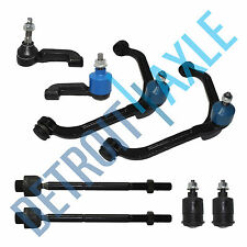 New 8pc Front Upper Control Arms & Suspension Kit Set 2002-2004 Jeep Liberty