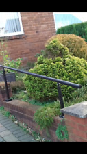 Wrought Iron/Metal Garden/Step Saftey Rail/Handrail Powdercoated