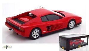 Ferrari Testarossa Monospeccio rot 1984 1:18 KK diecast
