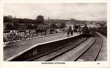 More details for cardigan railway station # 116 by squibbs, cardigan.