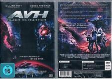 AVH: ALIEN VS. HUNTER --- The Asylum --- SciFi-Horror --- Uncut --- Neu & OVP --