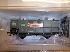 """Brawa H0 48660 Gedeckter Güterwagen """"Stollwerck"""" der DRG NEU & OVP"""