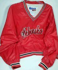 Vintage Locker Line Nebraska Huskers Jacket