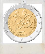 2 EURO *** Finlande 2021 Finland *** Journalisme - Journalistiek !!!