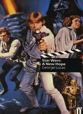 Star Wars: A New Hope: Screenplay,George Lucas